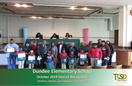 Oct 2019 DES Recognitions