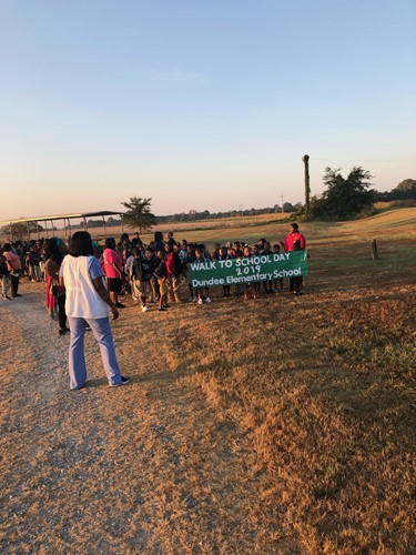 National Walk to School 2019