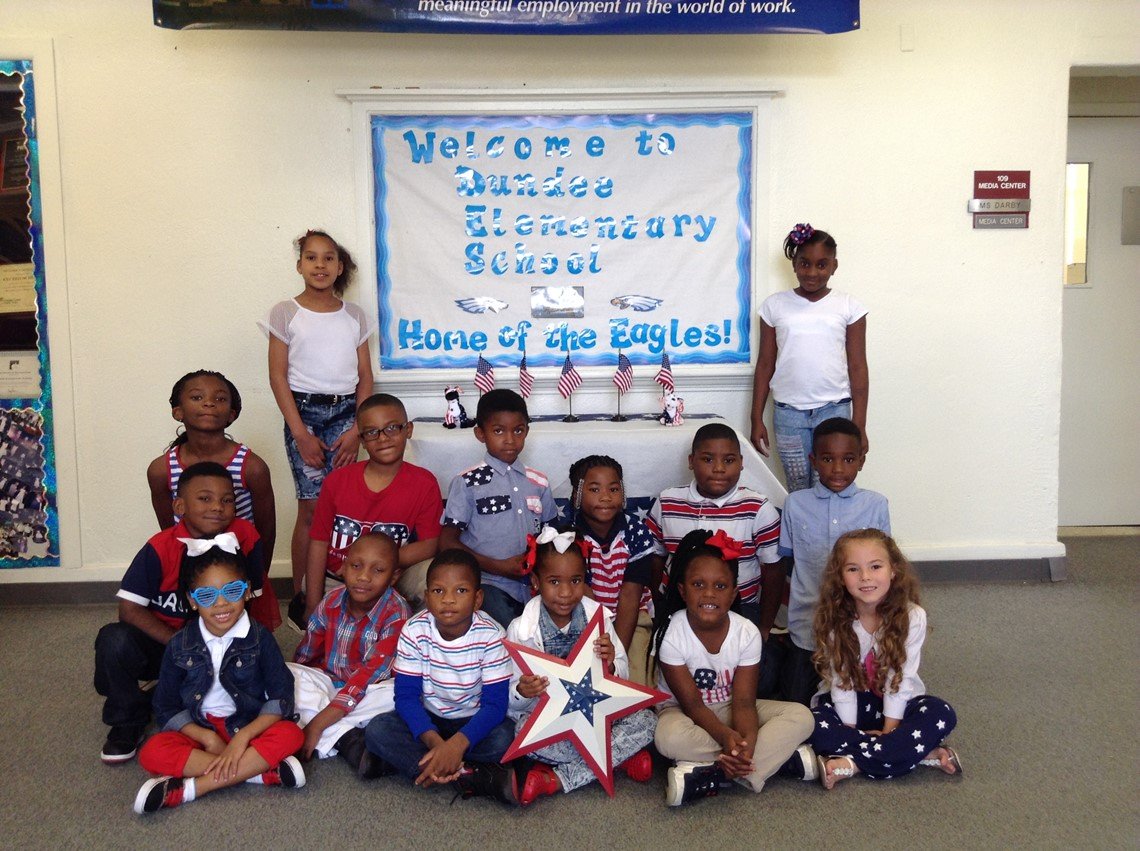 Red Ribbon Week at Dundee Elementary