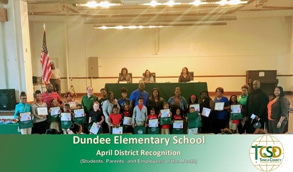 Students, Parents & Staff Recognitions