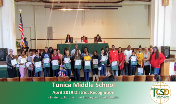 Students, Parents, & Staff Recognitions