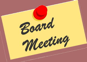 Special Called Board Meeting 6-29-18