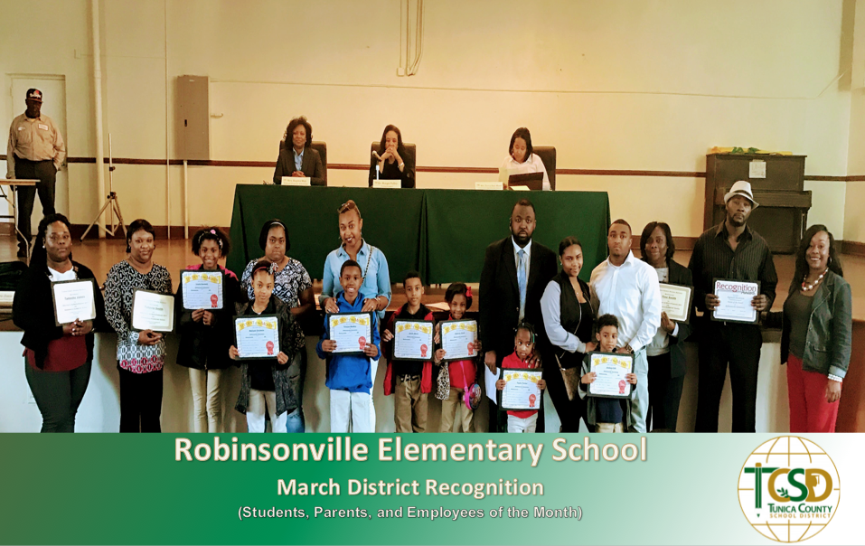 RES District Recognitions