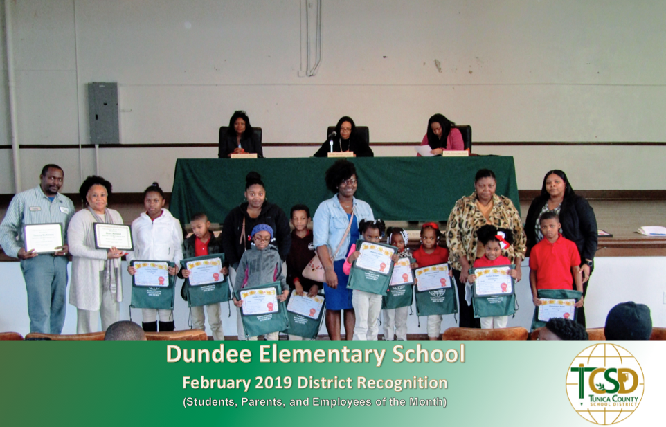 DES Recognition Feb 19