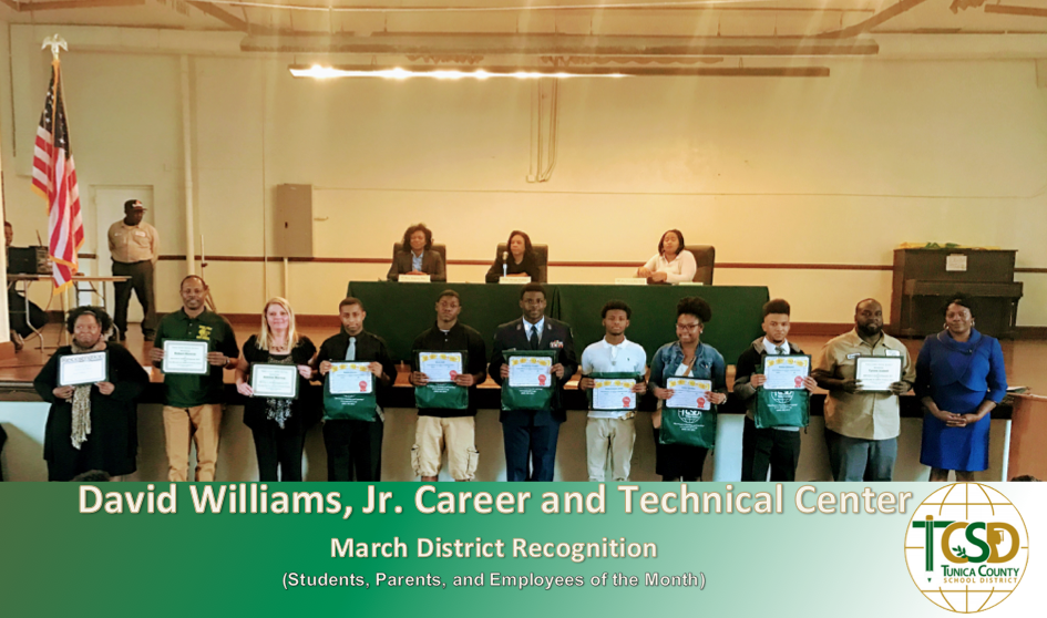 DWCTC District Recognitons