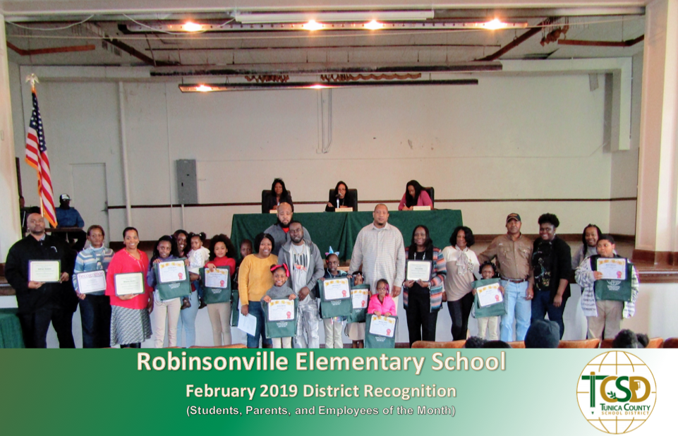 RES February Recognition