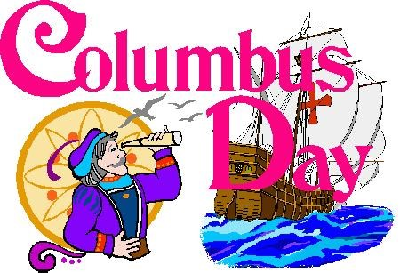 NO SCHOOL: Closed for Columbus Day/Fall Break - Dundee